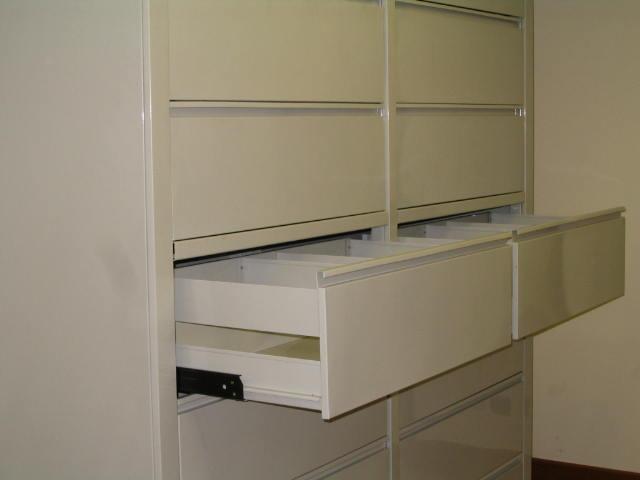 Universal storage units