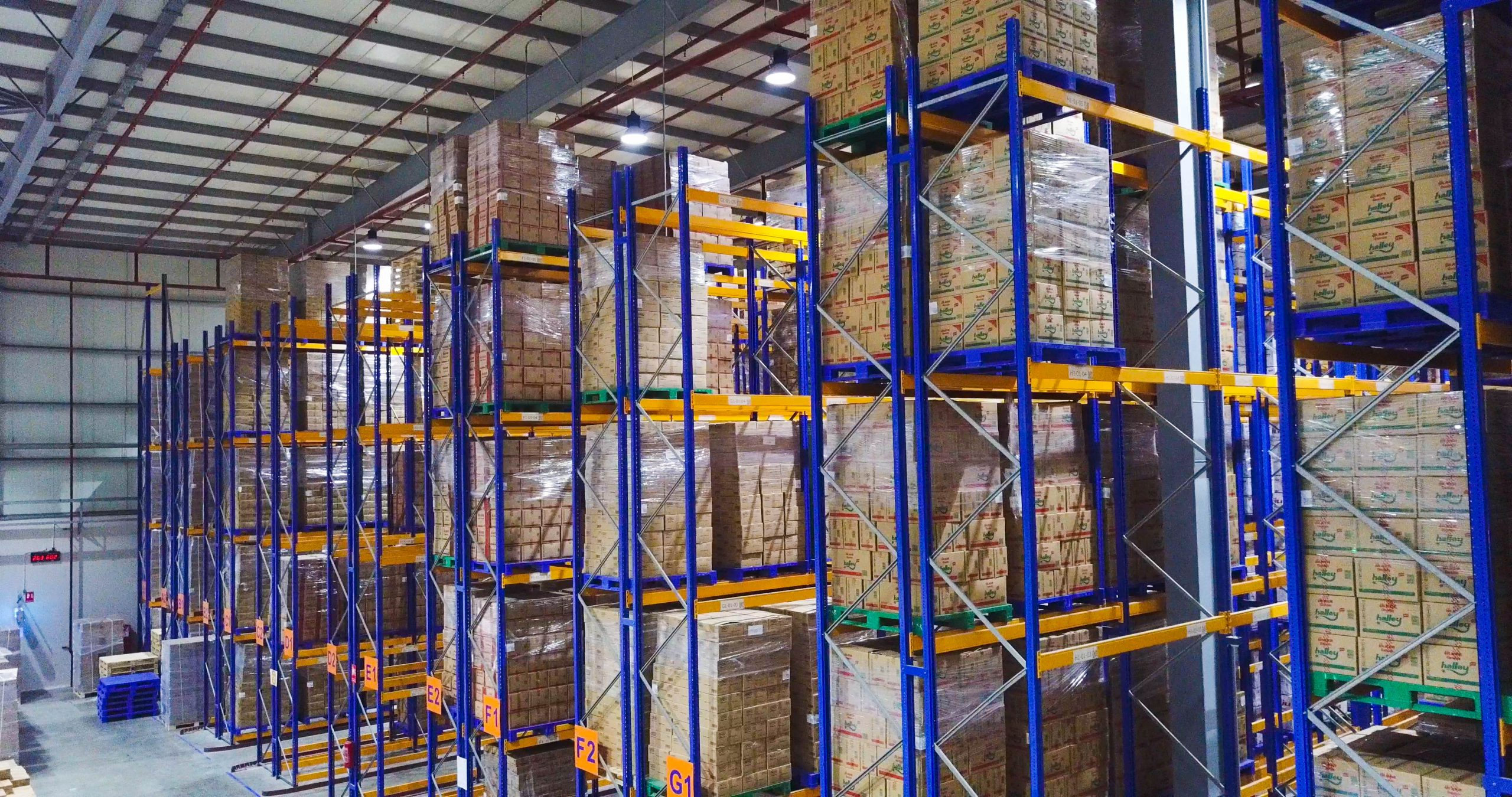 Pallet Rack Systems for Warehouse Operators