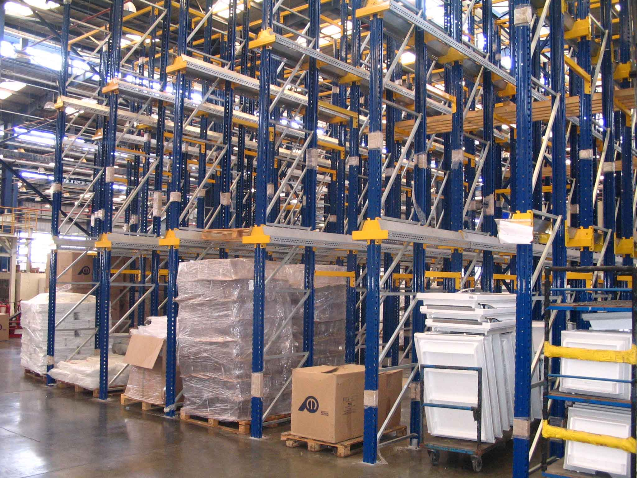 Things to Know About Drive-In Racking System