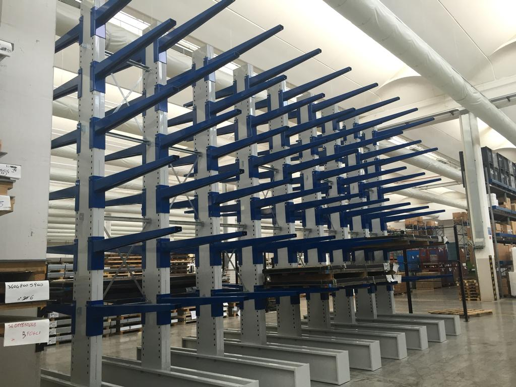 All you need to know about Cantilever racking systems