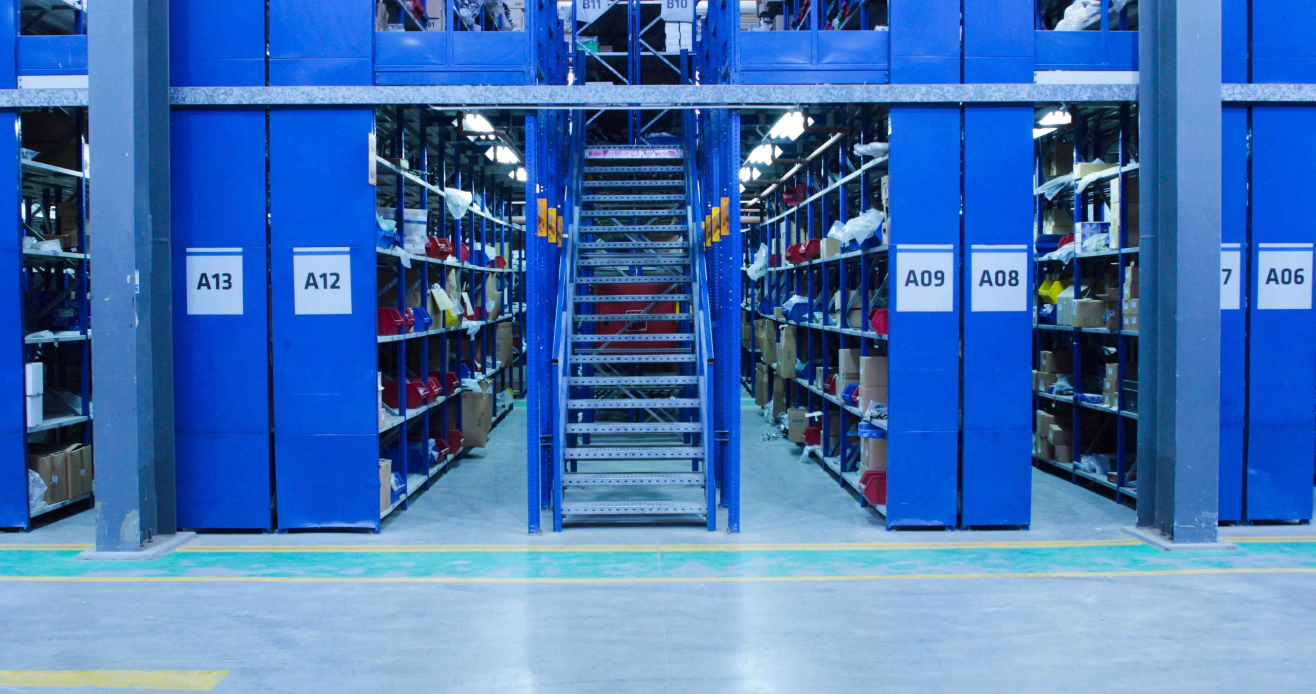 WHY CHOOSE THE  MOST IMPORTANT INDUSTRIES MEZZANINE SYSTEM?